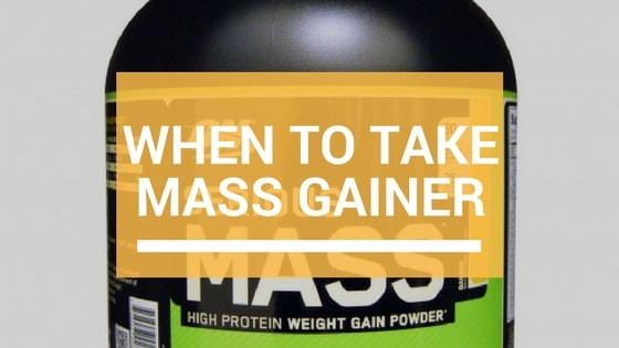 weight gainer Thumbnail