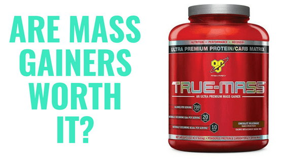ARE MASS GAINERS WORTH IT