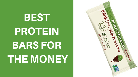 Best Protein Bars for the Money